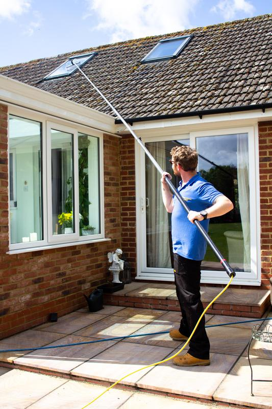 Image 32 - Velux window cleaning