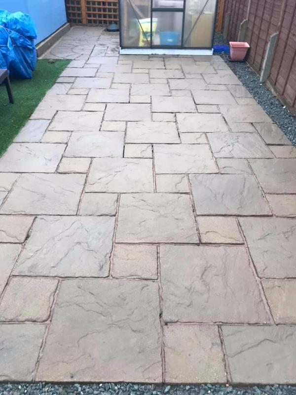 Image 20 - Patio after cleaning