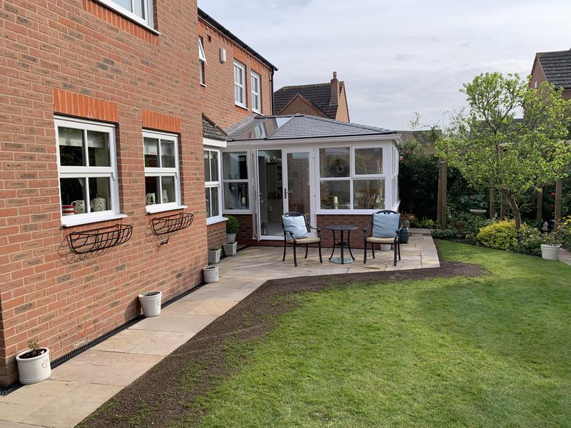 Image 35 - Raj blend natural sandstone patio