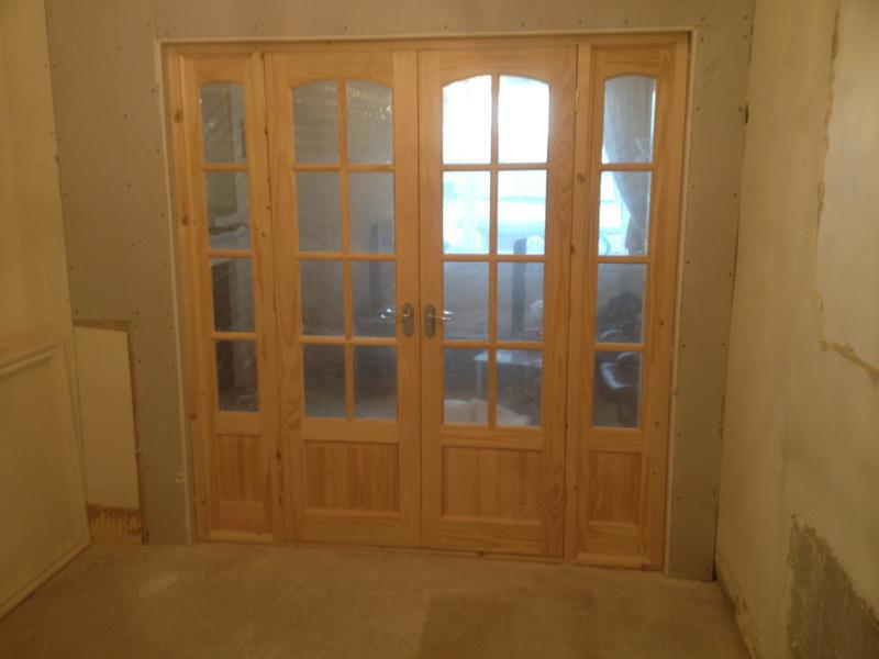 Image 49 - double doors and side panels