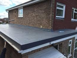 Image 24 - New flat roof