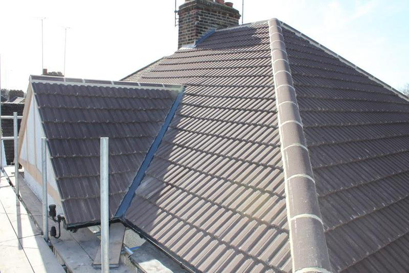 Image 21 - Newly Tiled Roof
