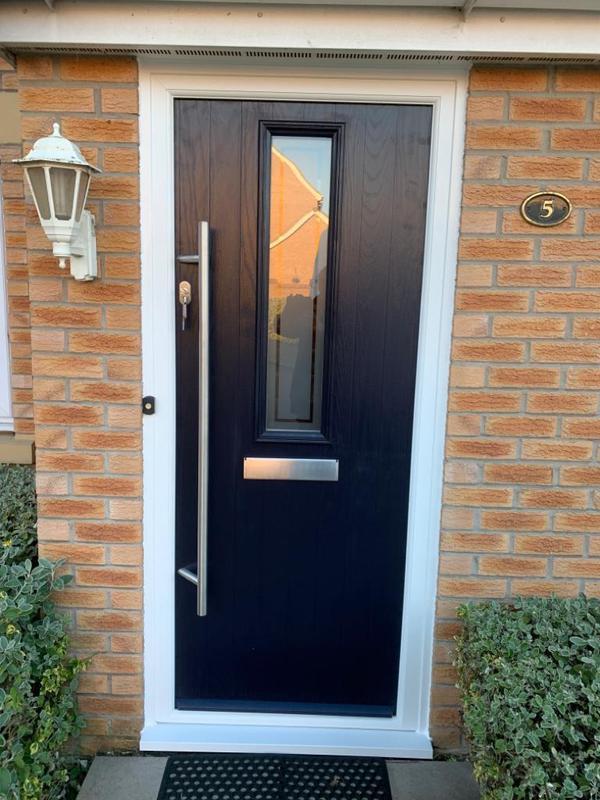 Image 105 - After - Stunning looking new Door