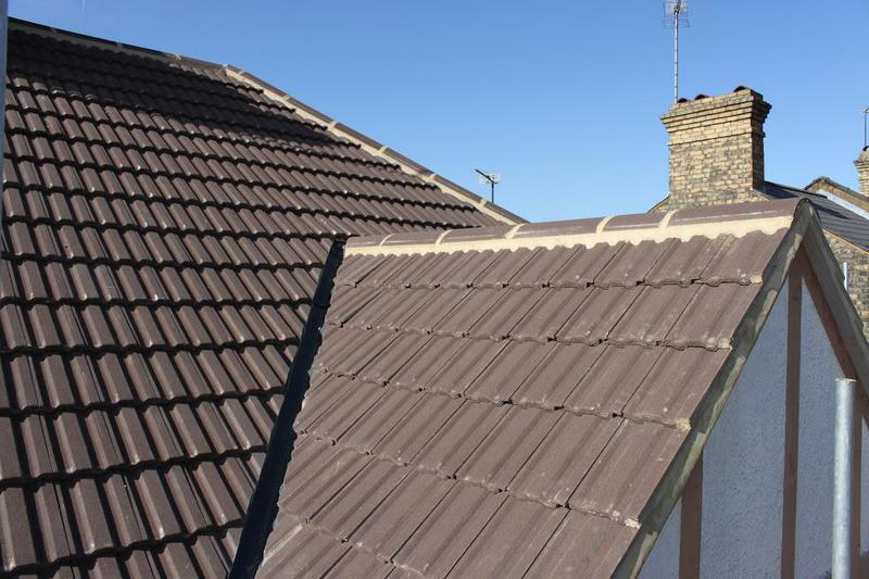 Image 22 - Newly Tiled Roof in  Hertfordshire
