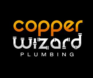 Copper Wizard Plumbing logo