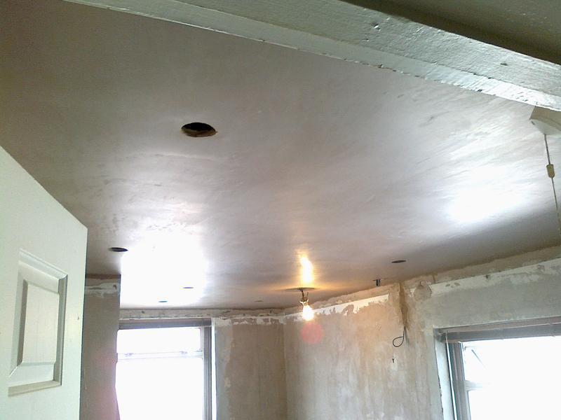 Image 44 - Artex Ceiling Skim 'After'