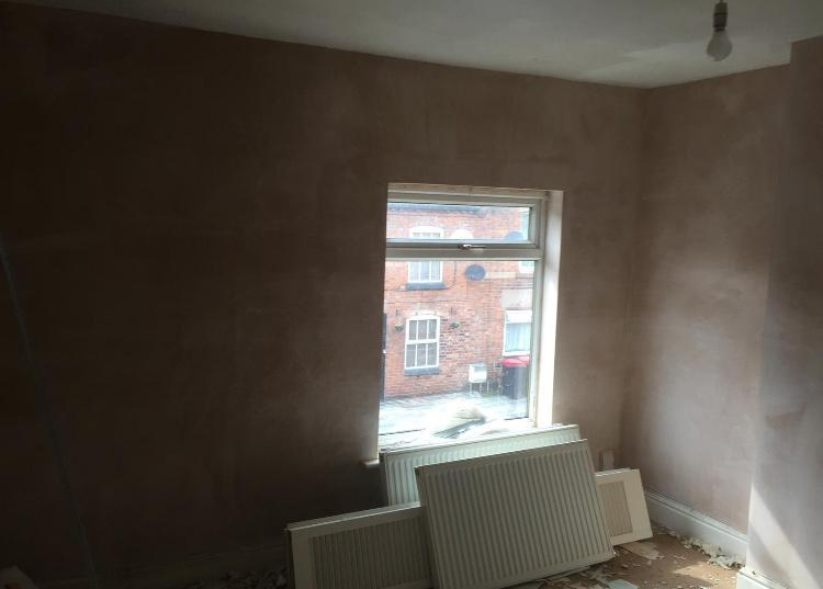 Image 53 - Whole house skimmed and floor replaced
