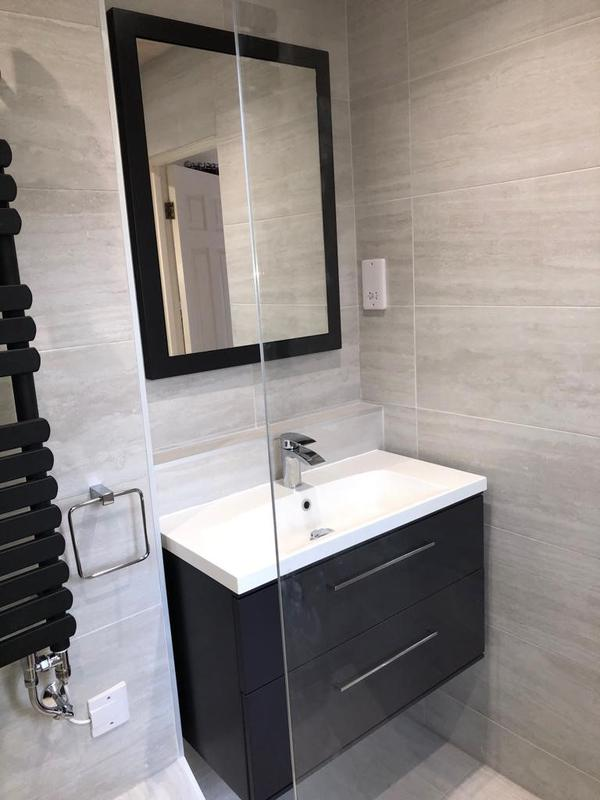 Image 9 - The finished en-suite for a customer in Bottisham.