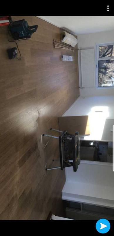 Image 29 - laminate flooring throughout flat ( Banstead)