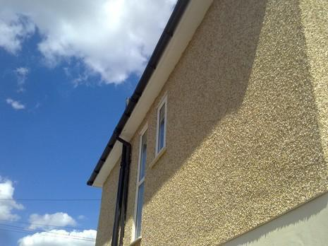 Image 63 - Bexleyheath UPVC soffit, fascia and guttering renewal.