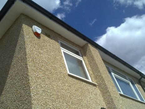 Image 64 - Bexleyheath UPVC soffit, fascia and guttering renewal.