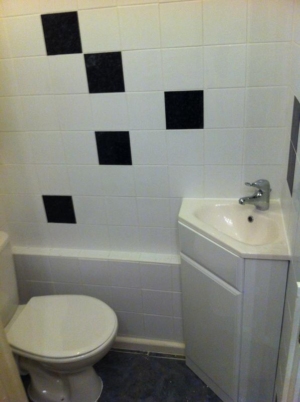 Image 2 - Cloakroom toilet in Harlow. (after)