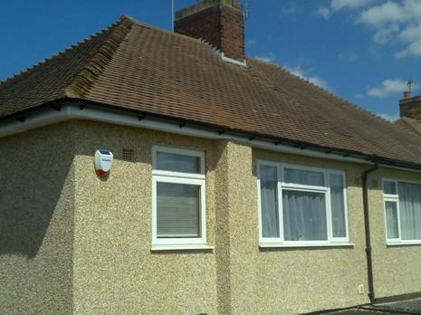 Image 68 - Bexleyheath UPVC soffit, fascia and guttering renewal.