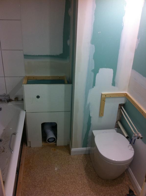 Image 12 - Hotel Bathroom Refurbishment Stages