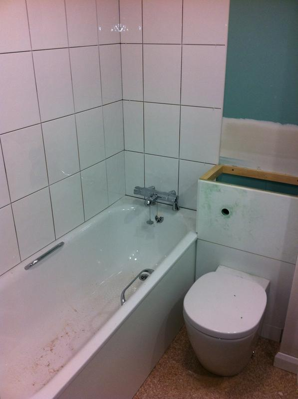 Image 11 - Hotel Bathroom Refurbishment Stages
