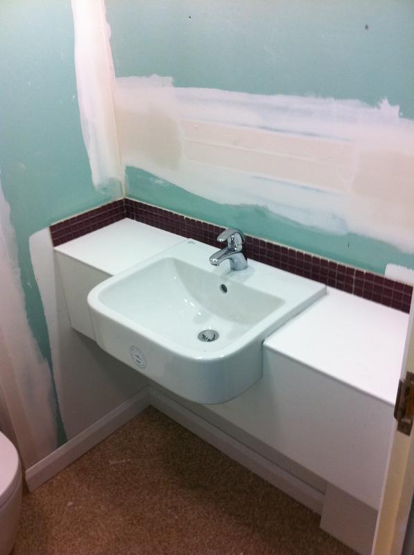 Image 7 - Hotel Bathroom Refurbishment Stages