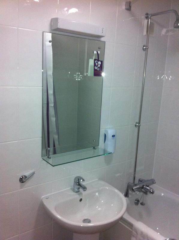 Image 15 - Example Of Finished Hotel Bathroom