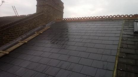 Image 69 - Brockley Marley eternit thrutone roof renewal.