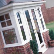 Image 17 - White PVCu Porch