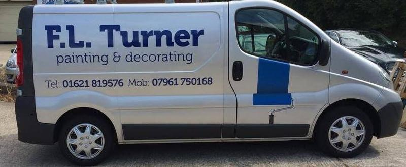 F L Turner Painting and Decorating logo