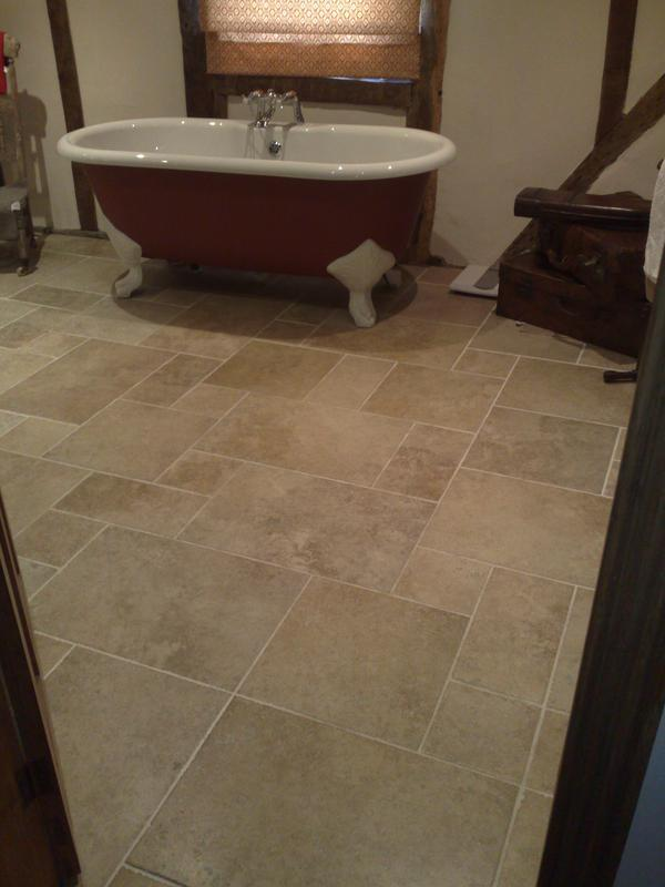 Image 9 - Multi size Bathroom Floor