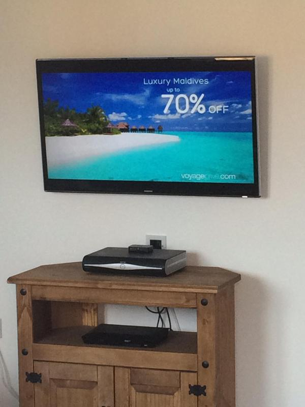 Image 31 - lcd & led tv wall mounting installation services