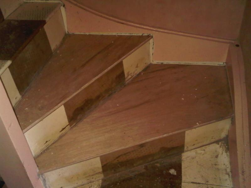 Image 16 - Rebuilt Stairs & Spindals
