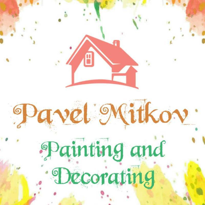 Pavel Mitkov Painting and Decorating logo
