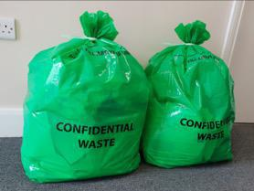 Image 12 - Confidential waste removal - registered waste carriers