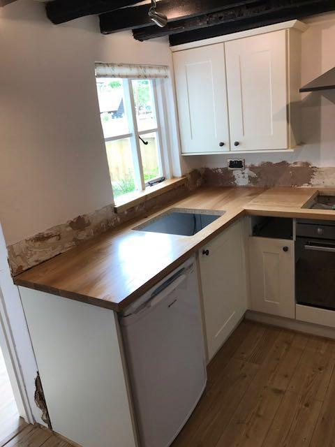 Image 43 - oak wortop upgrade