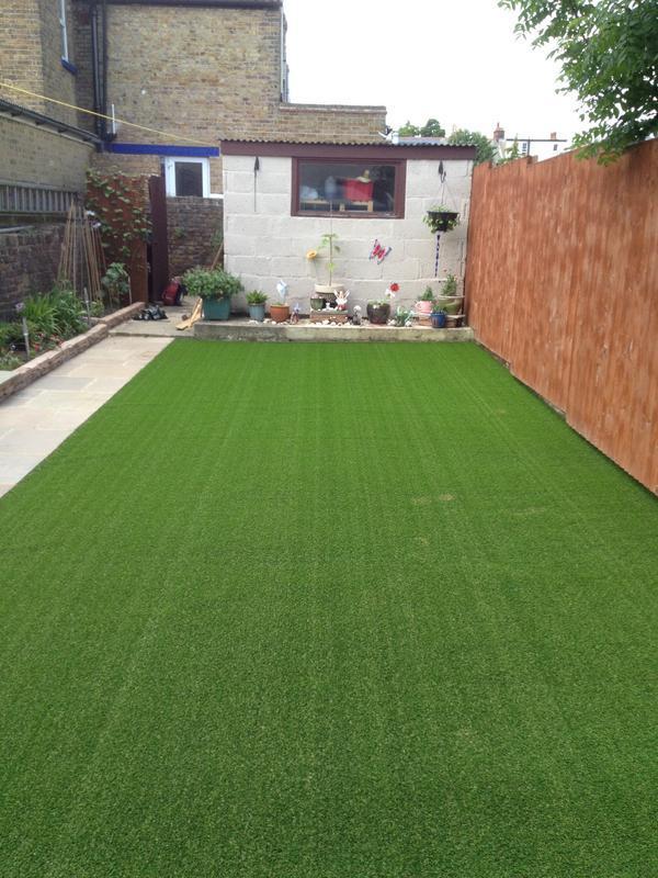 Image 2 - Artificial Lawn 100% Pet & Child Friendly