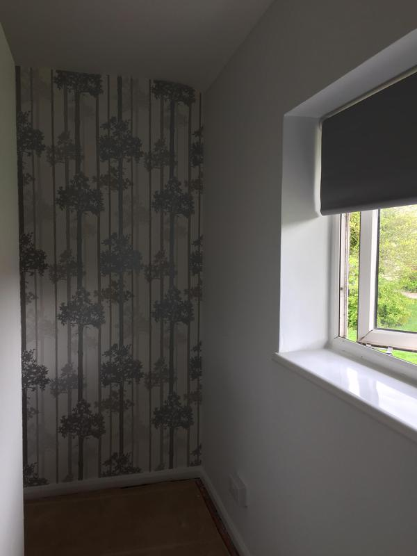 Image 21 - New Blinds to complement wallpaper