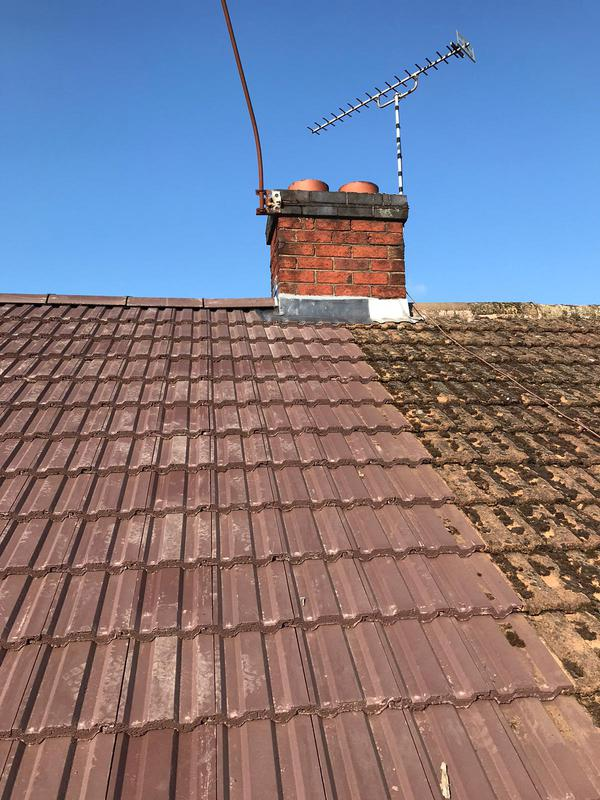 Image 4 - Main Roof Covering replacement completed March 2020.