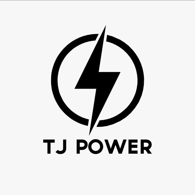 TJ Power logo