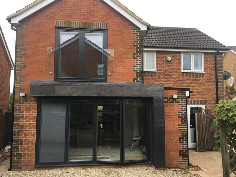Image 26 - Double storey extension and kitchen installation for mr & mrs Ansell