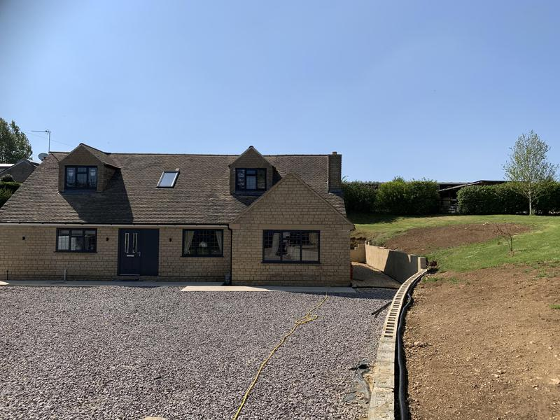 Image 9 - Part way through total renovation of property in Cotswolds area