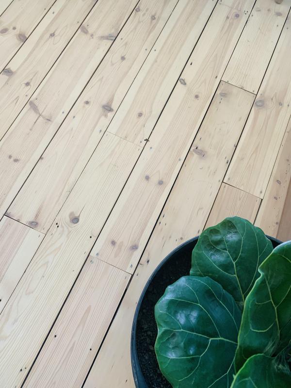 Image 14 - Pine floor restored