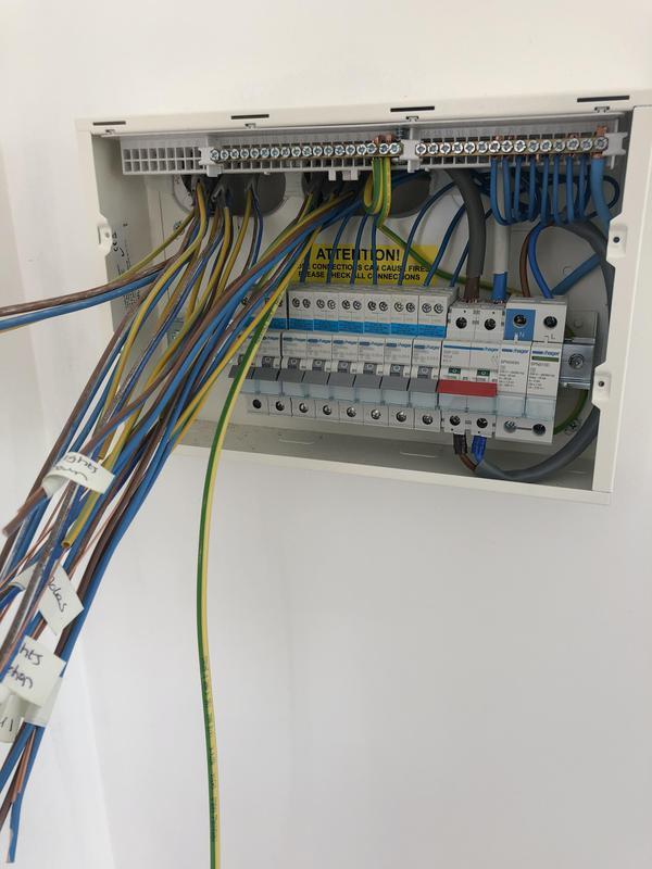 Image 57 - New consumer unit