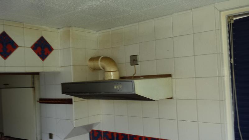 Image 38 - Asbestos Boiler Flue Removal - BEFORE