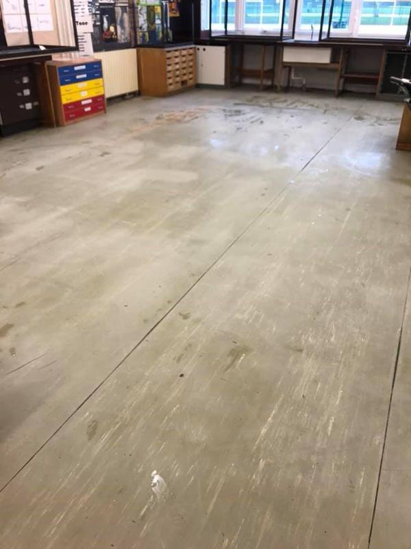 Image 1 - Classroom Floor Clearance