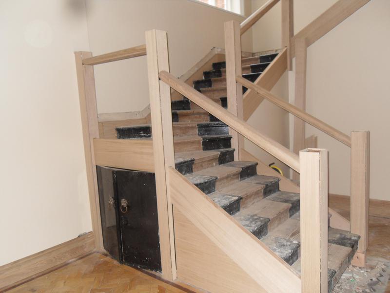 Image 38 - Victorian staircase refurbishment