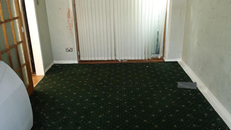 Image 17 - Asbestos Textured Coating (Artex) Removal - AFTER