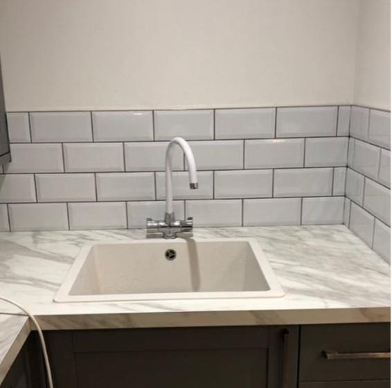 Image 31 - Tiles splash back