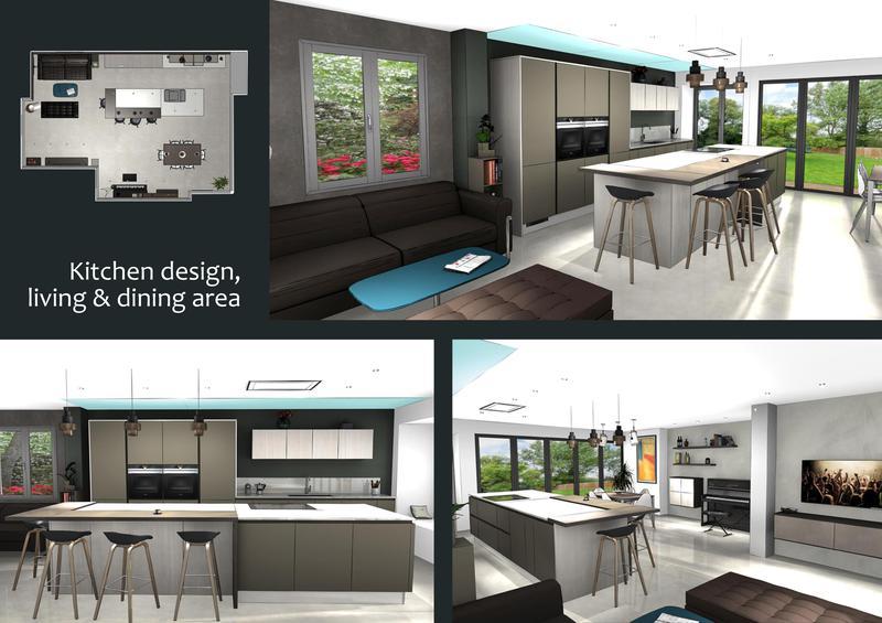 Image 17 - Kitchen design, supply and installation.