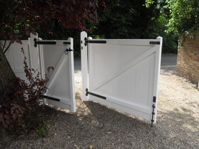 Image 44 - custom built entrance gates