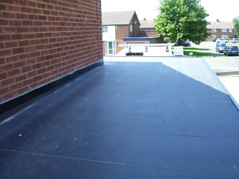 Image 6 - New Firestone rubber roof