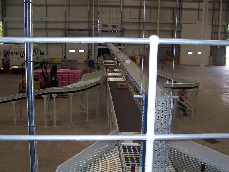 Image 14 - DPD CRAWLEY CONVEYOR ELECTRICS