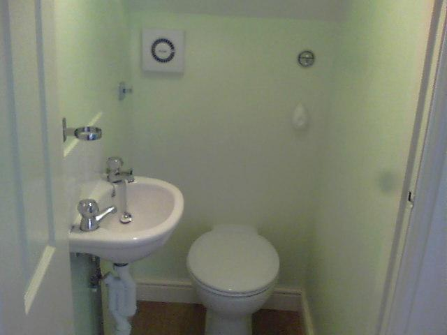 Image 2 - under stairs toilet