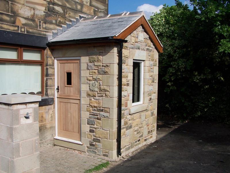 Image 11 - Stone porch
