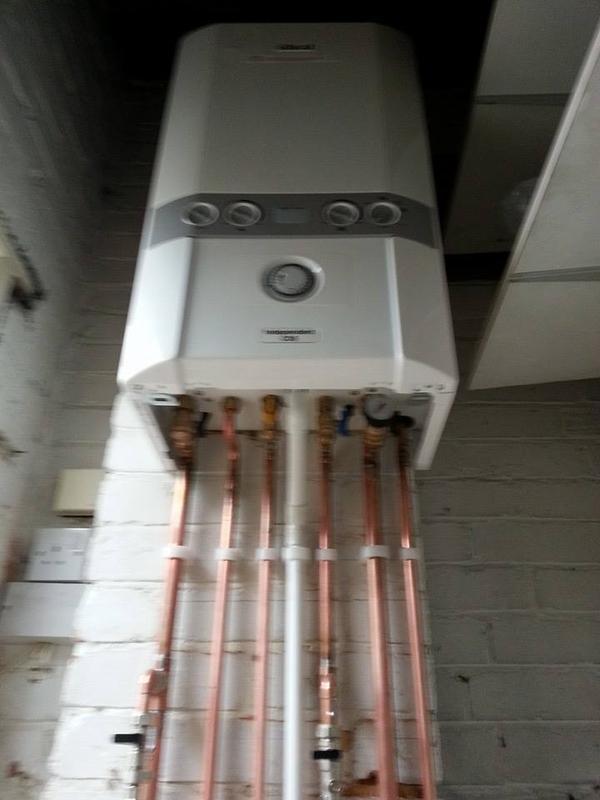 Image 15 - Boiler Install